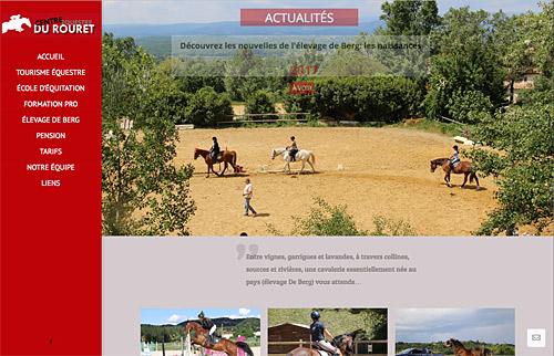 Centre equestre du Rouret